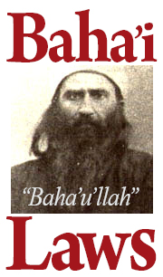 Logo for the Baha'i Faith